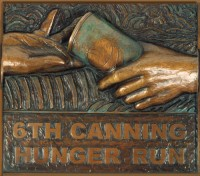 Canning Hunger Plaque